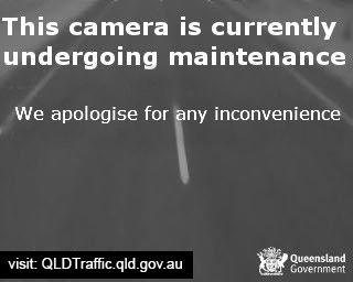 Traffic Camera Bribie Island Interchange