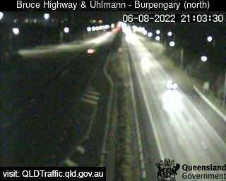 Bruce Highway & Uhlmann Road Interchange