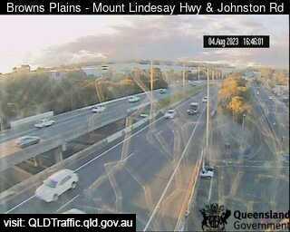 Mt Lindesay Highway & Johnston Road