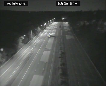 M1 Pacific Motorway Cowan