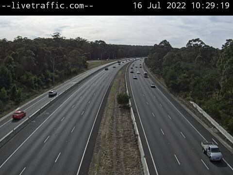 M1 Pacific Motorway
