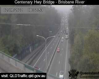 Centenary Highway Bridge – Brisbane River