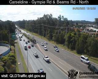 Gympie Road & Beams Road