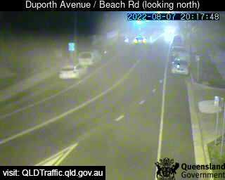 Duport Avenue & Beach Road