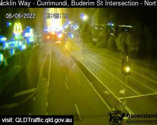 Nicklin Way & Buderim Street Intersection