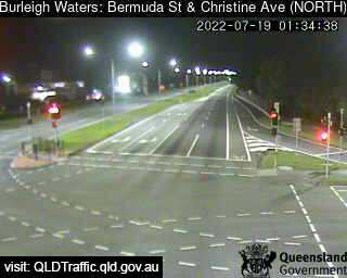 Bermuda Street & Christine Avenue