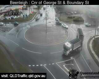 George Street & Boundary Street