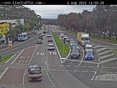 Pittwater Road