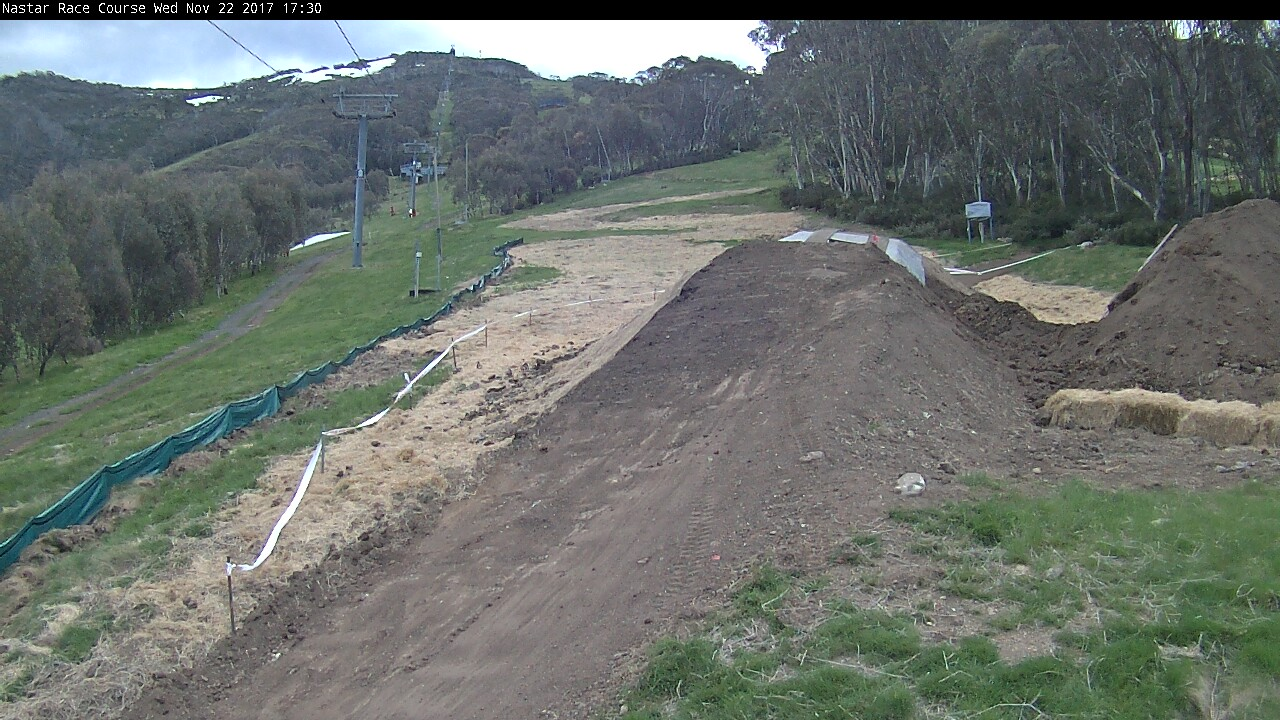 Thredbo Nastar Race Course
